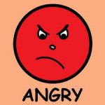 Being Angry...