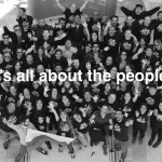 It's the People...